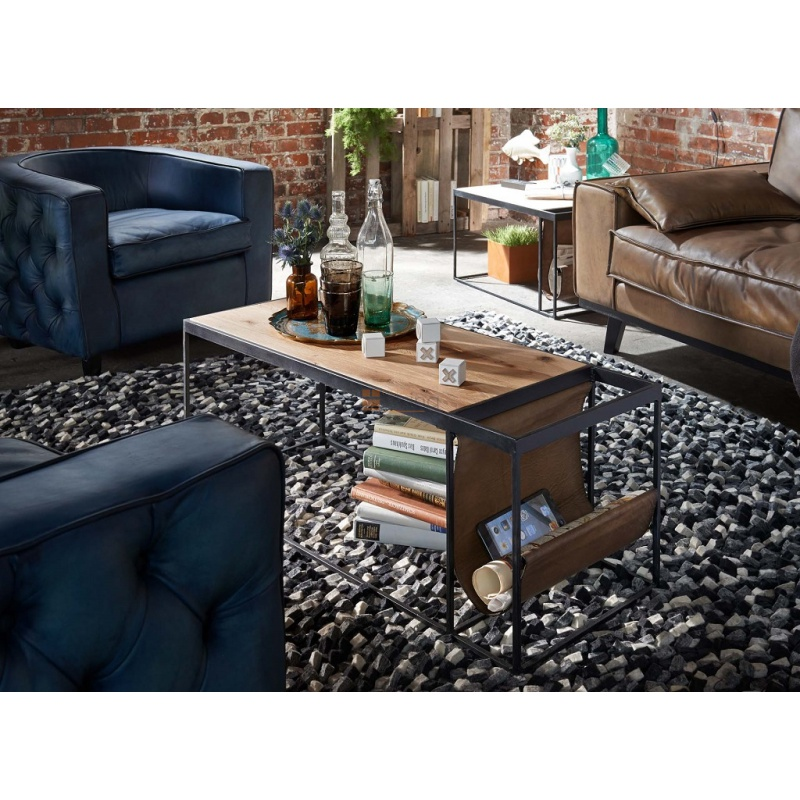 bodahl magazin couchtisch balkeneiche echt leder 279 00 j. Black Bedroom Furniture Sets. Home Design Ideas
