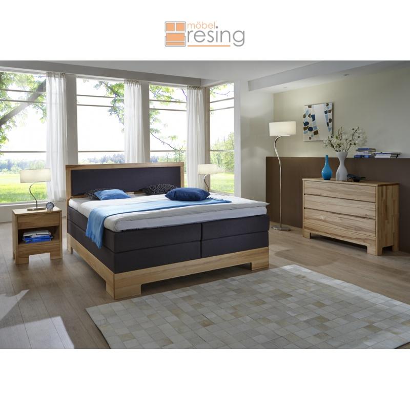 dico massivholz boxspring bett bs5020 jetzt zu neue. Black Bedroom Furniture Sets. Home Design Ideas