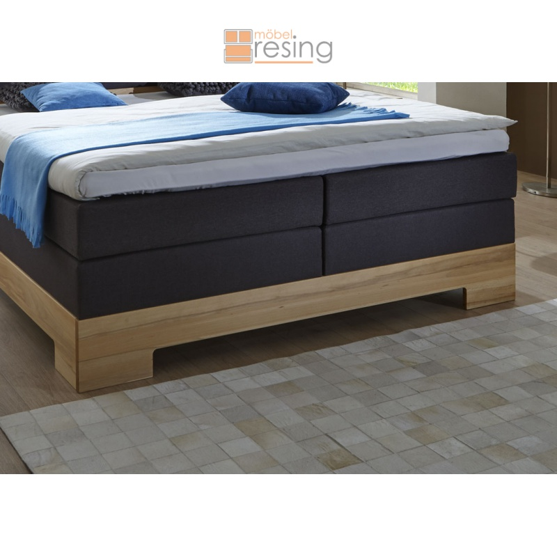 dico massivholz boxspring bett bs5020 jetzt. Black Bedroom Furniture Sets. Home Design Ideas