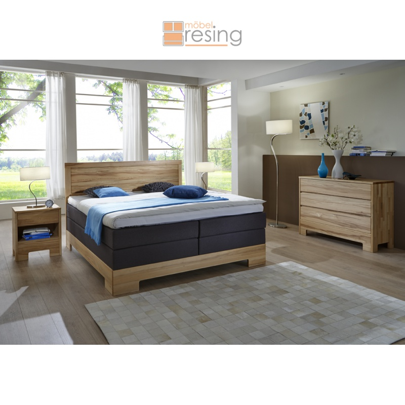 dico massivholz boxspring bett bs5040 jetzt zu neue. Black Bedroom Furniture Sets. Home Design Ideas