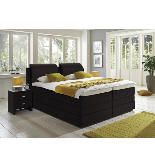 boxspring betten jetzt zu neuen m beln. Black Bedroom Furniture Sets. Home Design Ideas